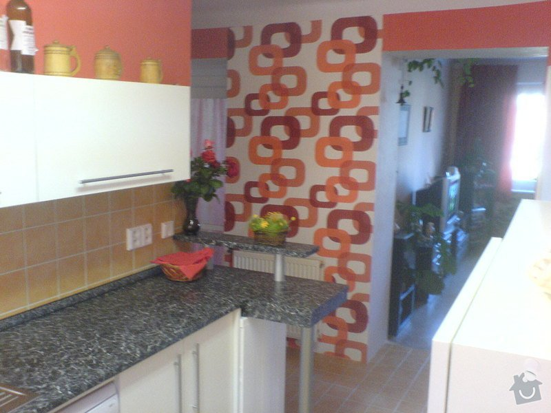 Kuchyňská linka, ložnice: DSC00244