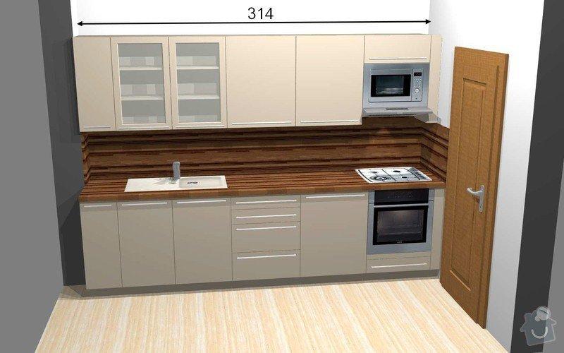 Kuchyňská linka: kuchyn
