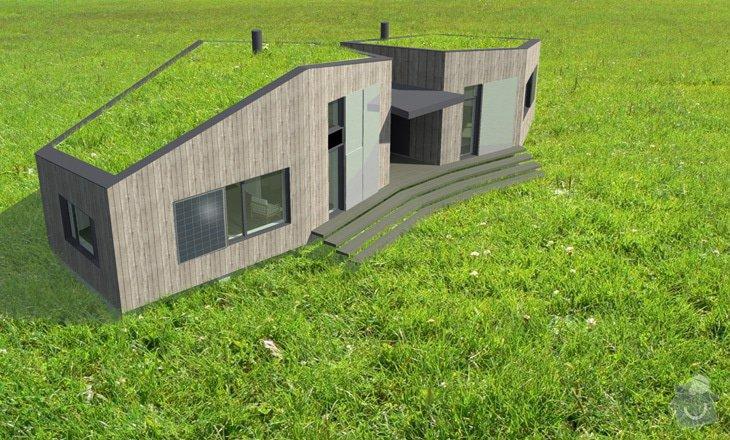 Dřevěná konstrukce RD, tesařina: foto-03