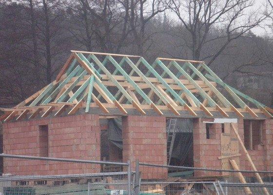 Krov a střecha