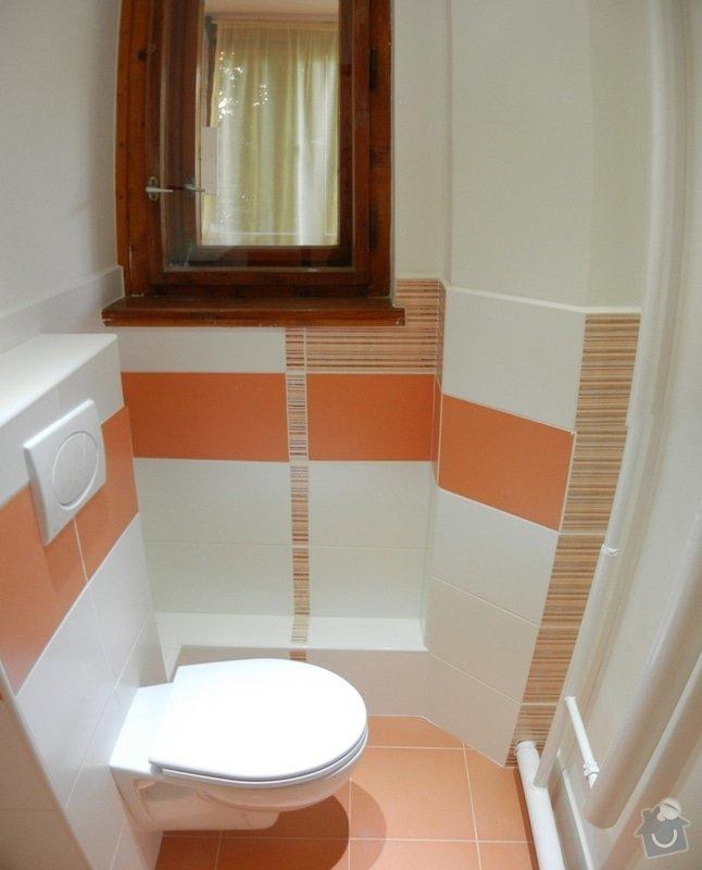Rekonstrukce koupelny a WC: Panorama_4