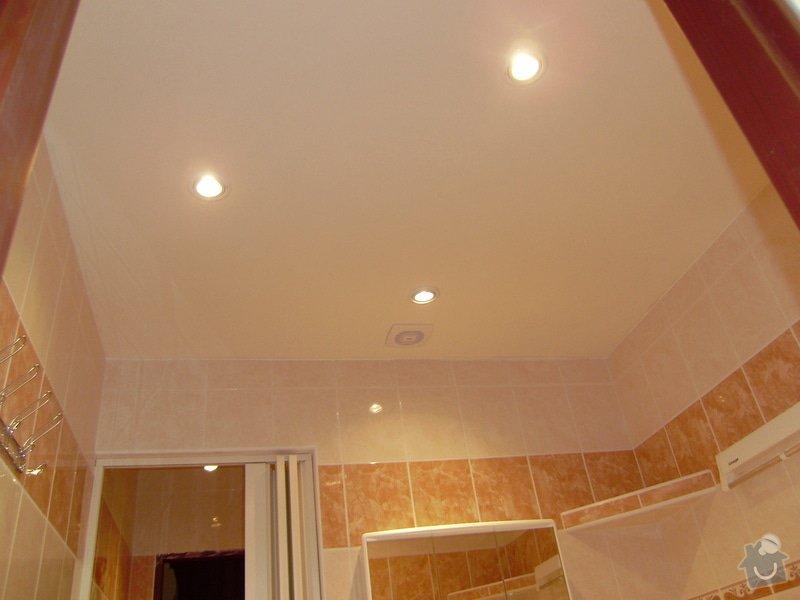 Rekonstrukce koupelny a WC: PB120070