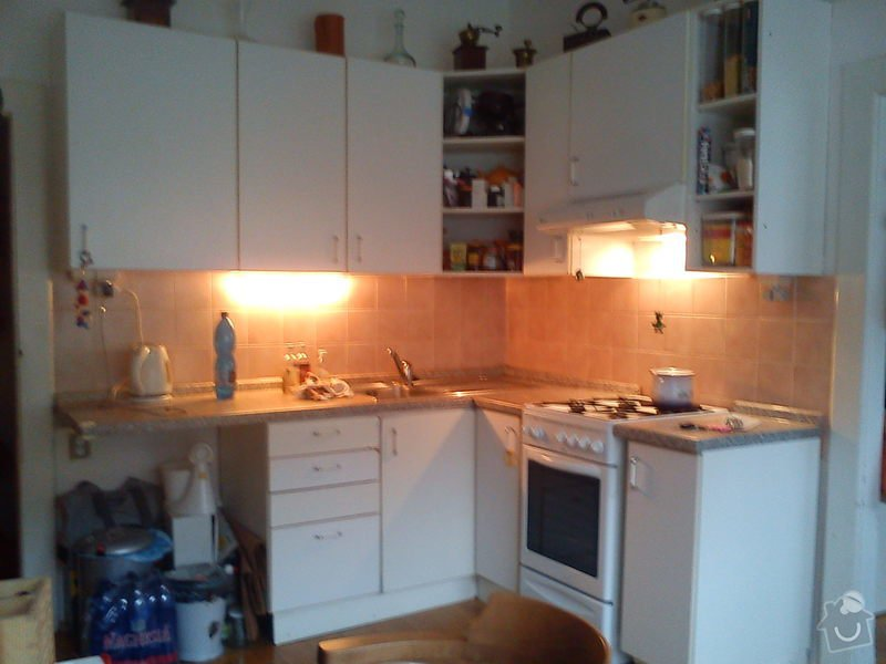 Výměna dvířek u staré kuchyňské linky: Pred_renovaci