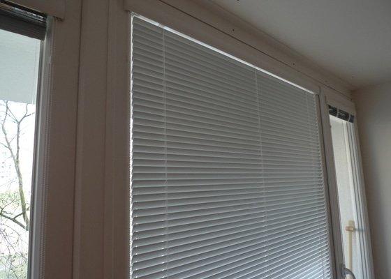 Zhotovení horizontálních interiérových žaluzií 8m^2
