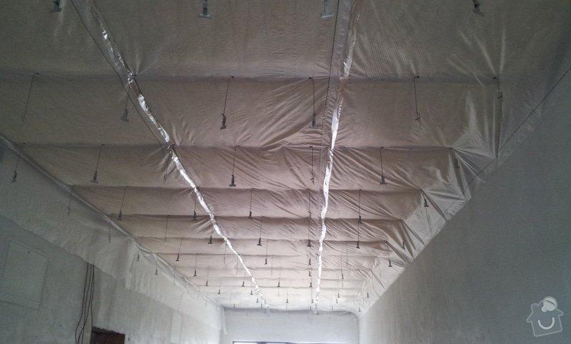 OSB podlaha a SDK podhled s topením: 20120305_104852