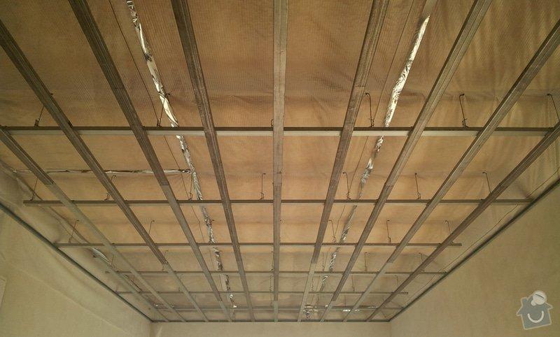 OSB podlaha a SDK podhled s topením: 20120305_160102