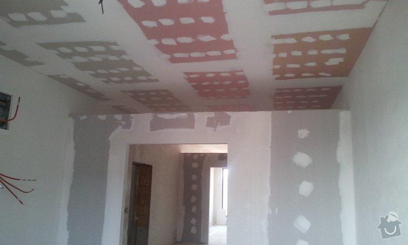 OSB podlaha a SDK podhled s topením: 20120310_103446