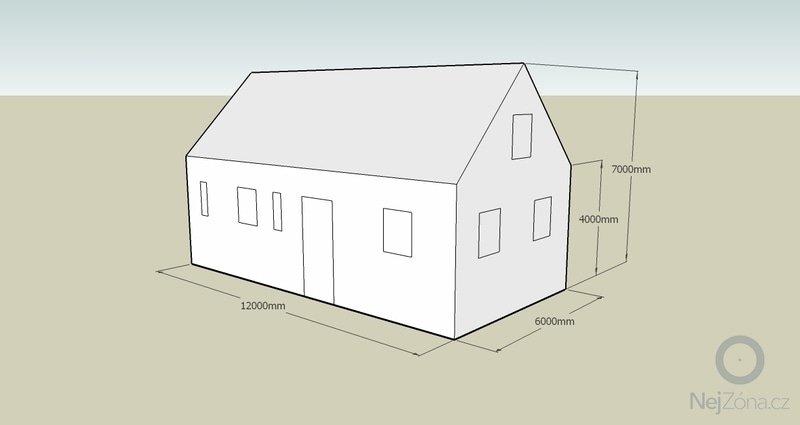 Omítka: fasada