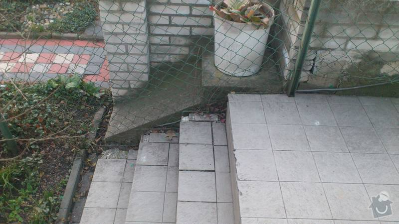 Oprava venkovních schodů: Schody_2