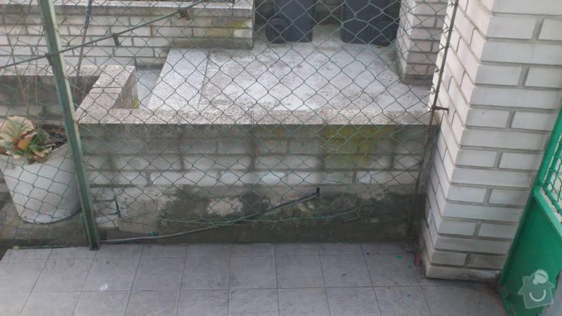 Oprava venkovních schodů: Schody_3