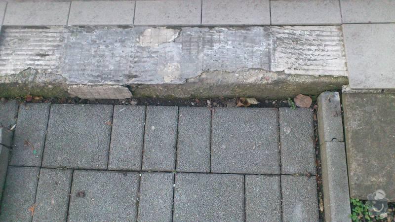 Oprava venkovních schodů: Schody_5