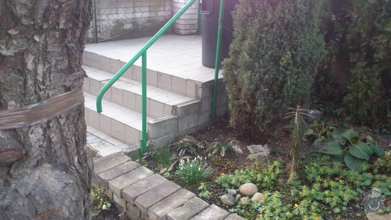 Oprava venkovních schodů: Schody_7
