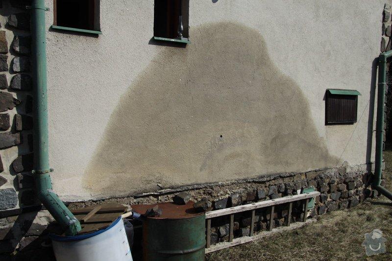 Instalatérské práce, prasklá voda - chata: IMG_2029