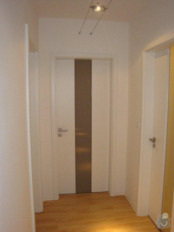 Kuchyňská linka a nové dveře a zárubně: DSC04135