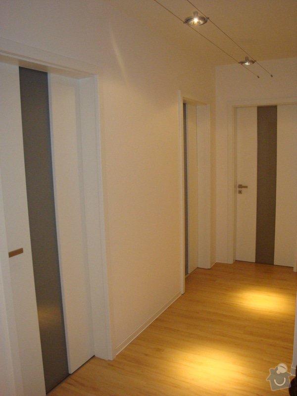 Kuchyňská linka a nové dveře a zárubně: DSC04138