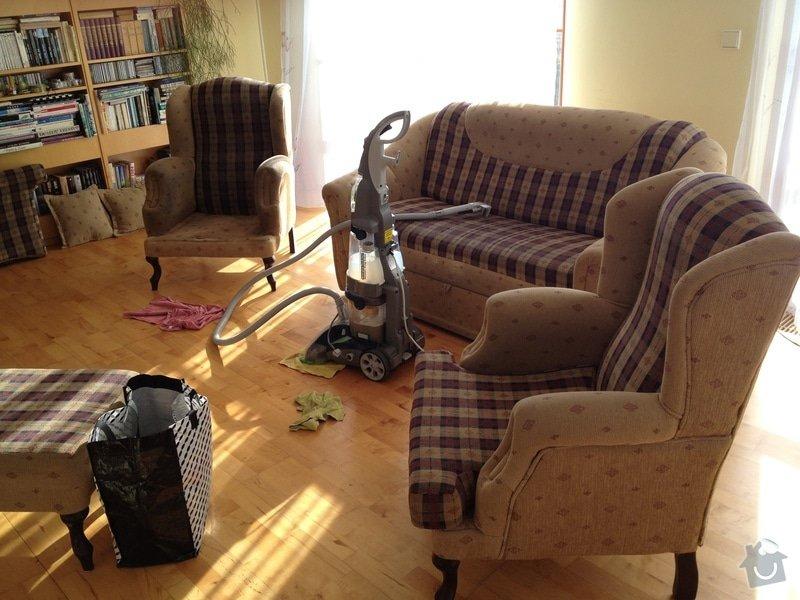 Čištění sedačky, čištění křesel: IMG_0438