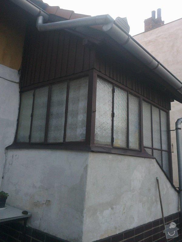 Rekonstrukce staré verandy: 18032012299