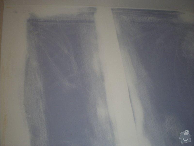 Vnitřní dělící příčka ze sádrokartonu 280 cm x 280: P3160005