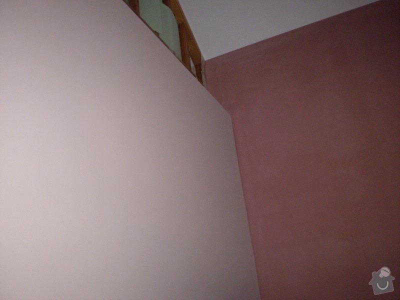 Vnitřní dělící příčka ze sádrokartonu 280 cm x 280: P3160008