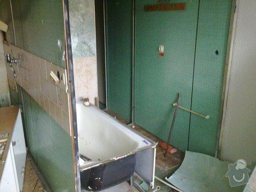 Kompletní rekonstrukce bytového jádra: 20022012738