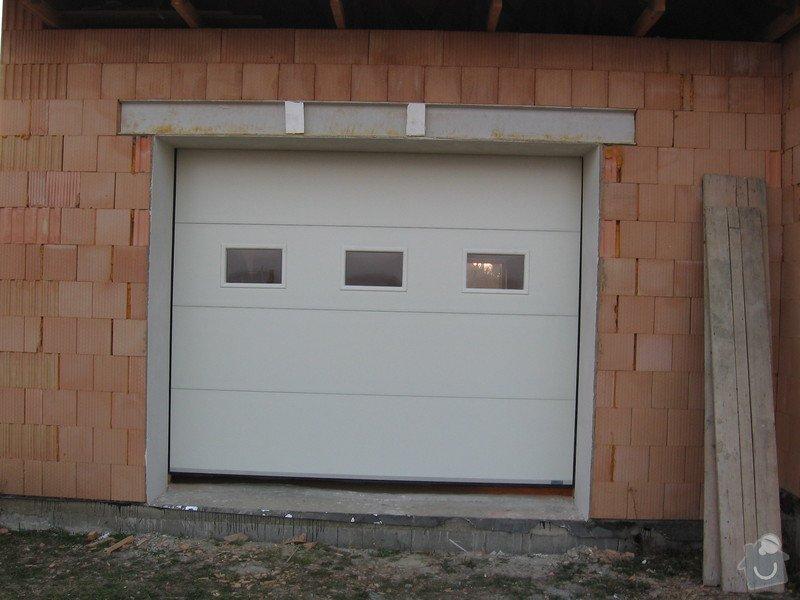 Garážová sekční vrata.: IMG_2767