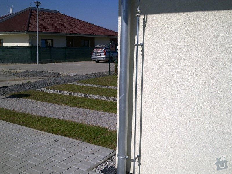 Instalace hromosvodu na klic: 20032012495