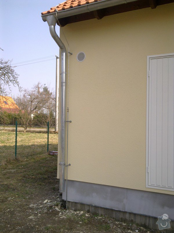 Instalace hromosvodu: 22032012501