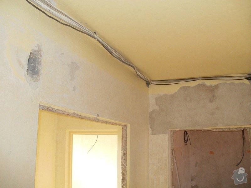 Rekonstrukce bytového jádra: 1