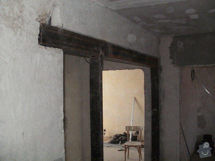 Rekonstrukce bytového jádra: 2