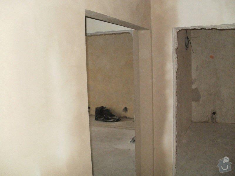 Rekonstrukce bytového jádra: 3