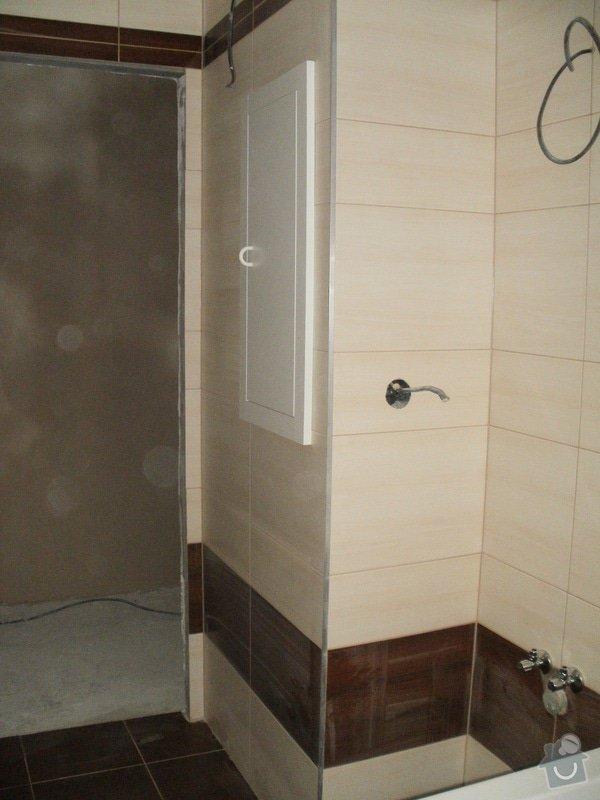 Rekonstrukce bytového jádra: 5
