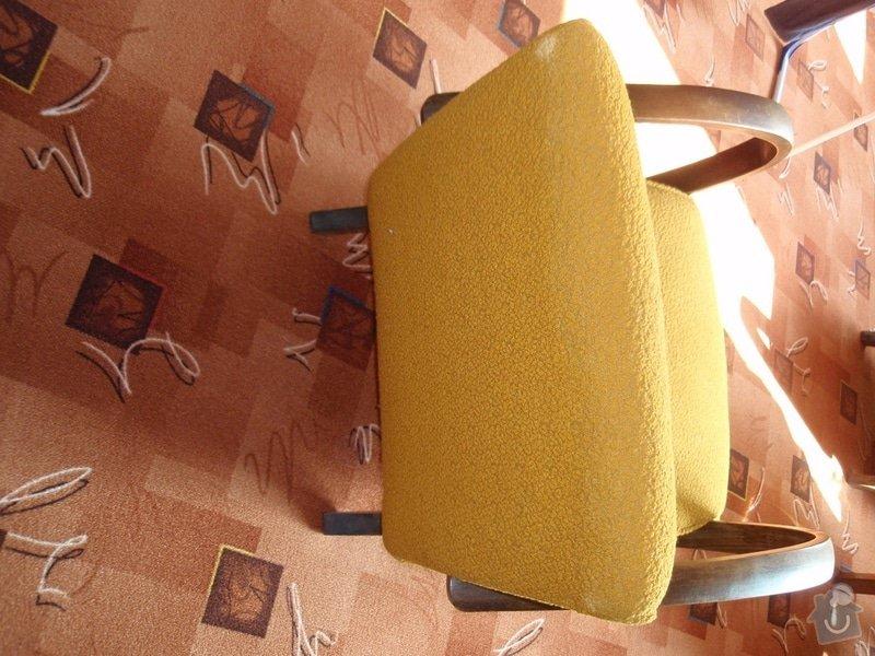 Oprava a čalounění 2 křesel a matrací gauče: P3240009
