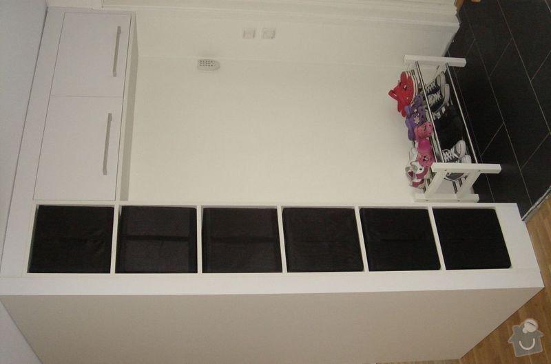 Výroba nábytku: Predsin