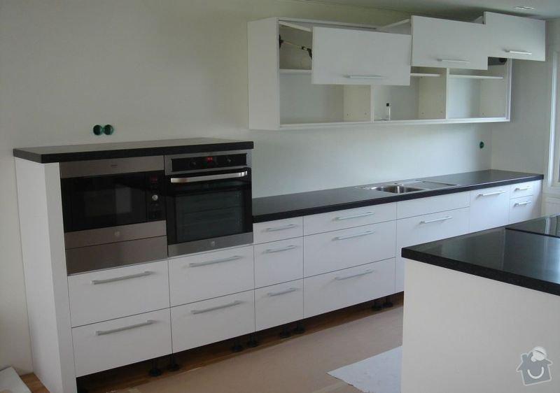 Výroba nábytku: Kuchyne