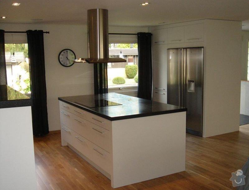 Výroba nábytku: Kuchyne_II