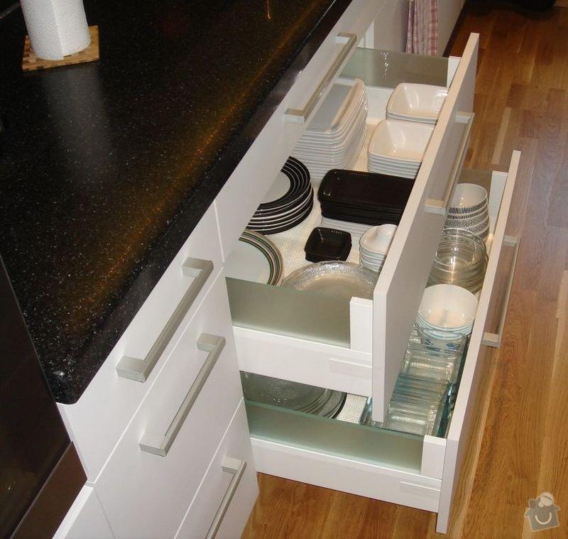 Výroba nábytku: Kuchyne_IV