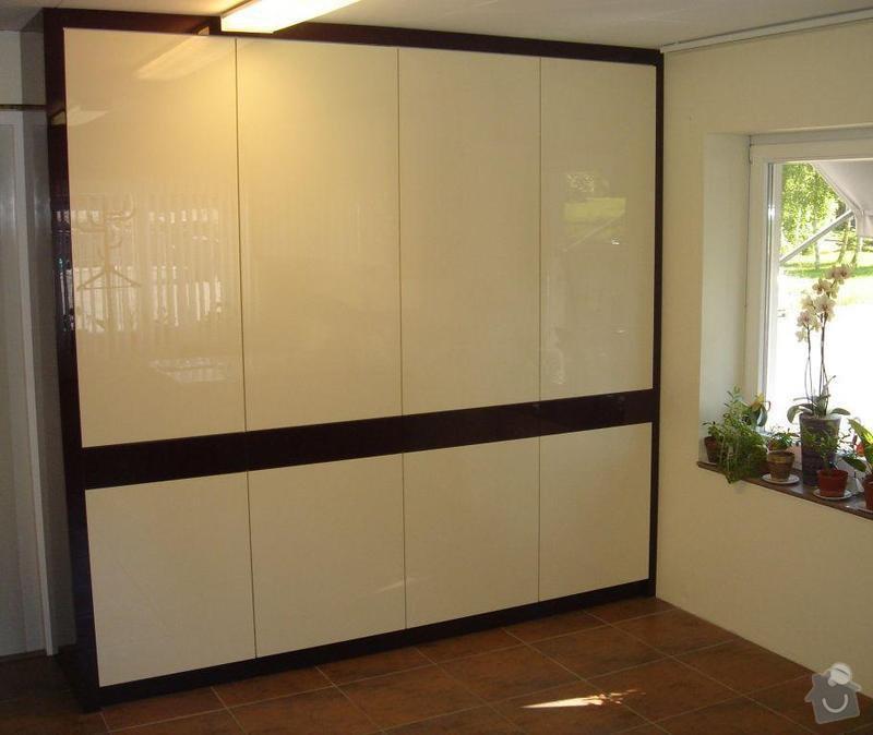 Výroba nábytku: Pracovna_III