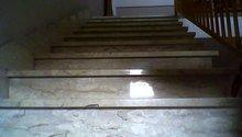 Rifacimento pavimenti e scale condominio
