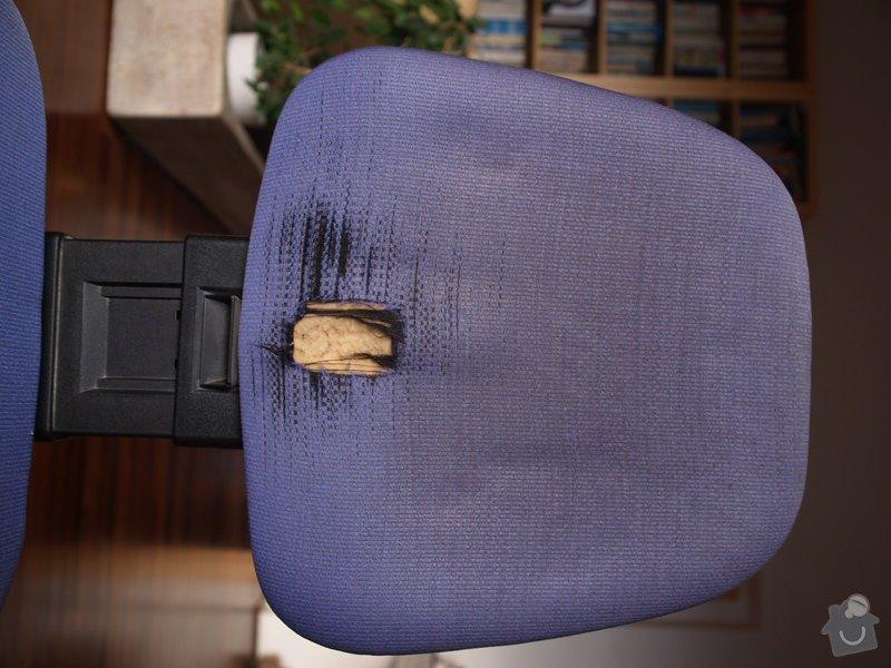 Přečalounění židle: P1237585