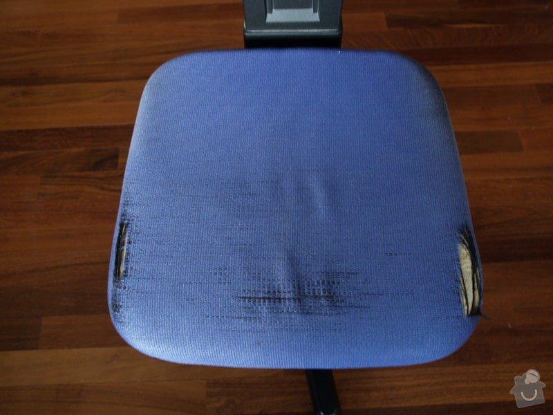 Přečalounění židle: P1237586