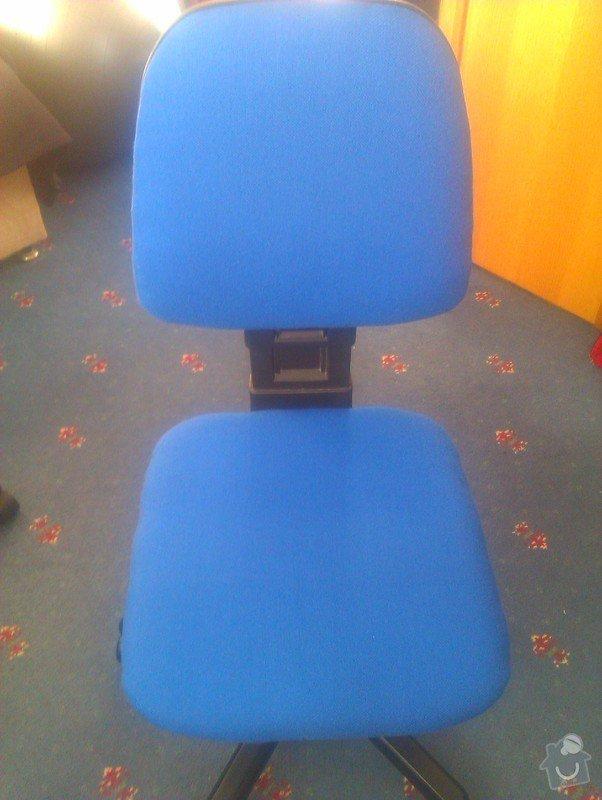 Přečalounění židle: IMAG3012