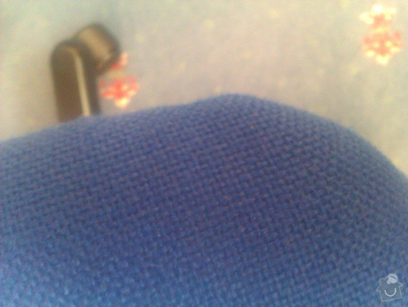 Přečalounění židle: IMAG3014