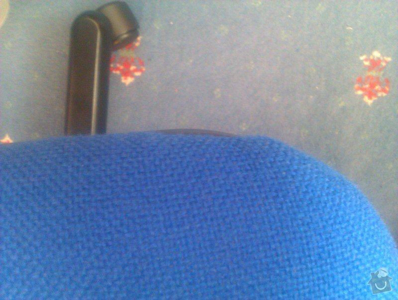 Přečalounění židle: IMAG3015