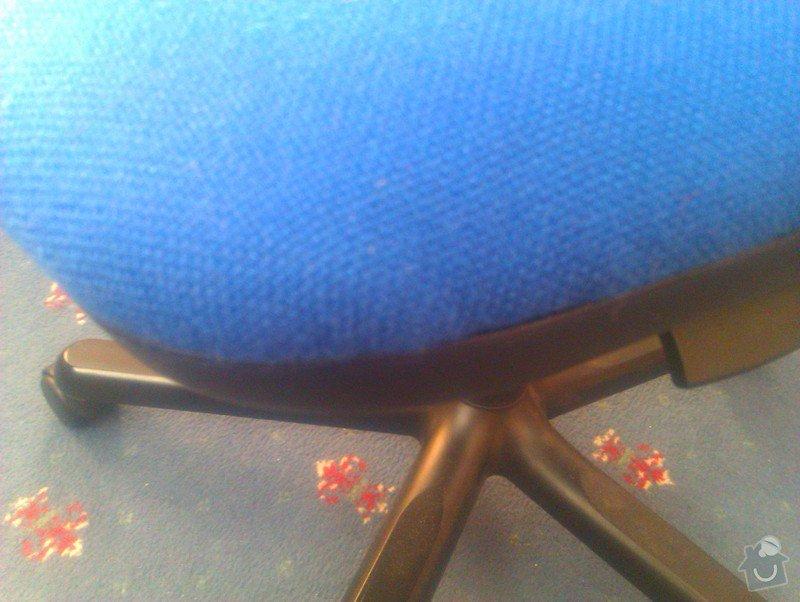 Přečalounění židle: IMAG3020