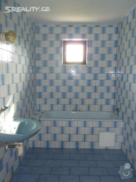 Rekonstrukce interiéru RD, Kostelec nad Černými lesy: 4_koupelna