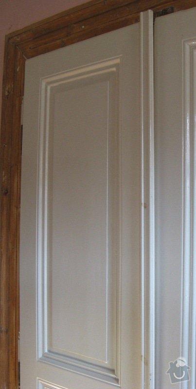 Zakázková výroba dveří, úprava stávajících: IMG_9207-1