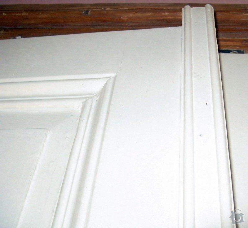 Zakázková výroba dveří, úprava stávajících: IMG_9210-1