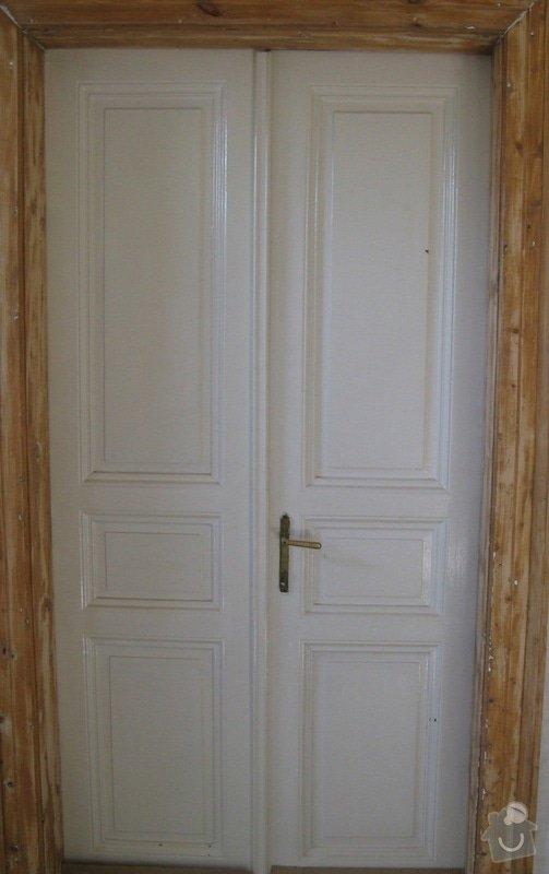 Zakázková výroba dveří, úprava stávajících: IMG_9214-1