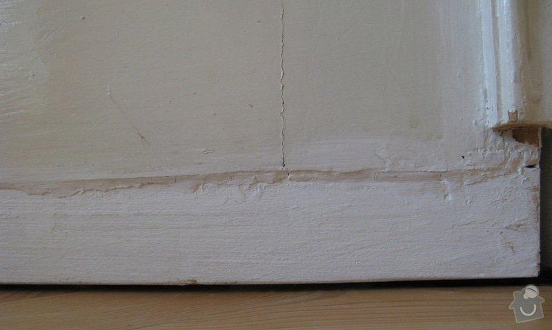 Zakázková výroba dveří, úprava stávajících: IMG_9234-1
