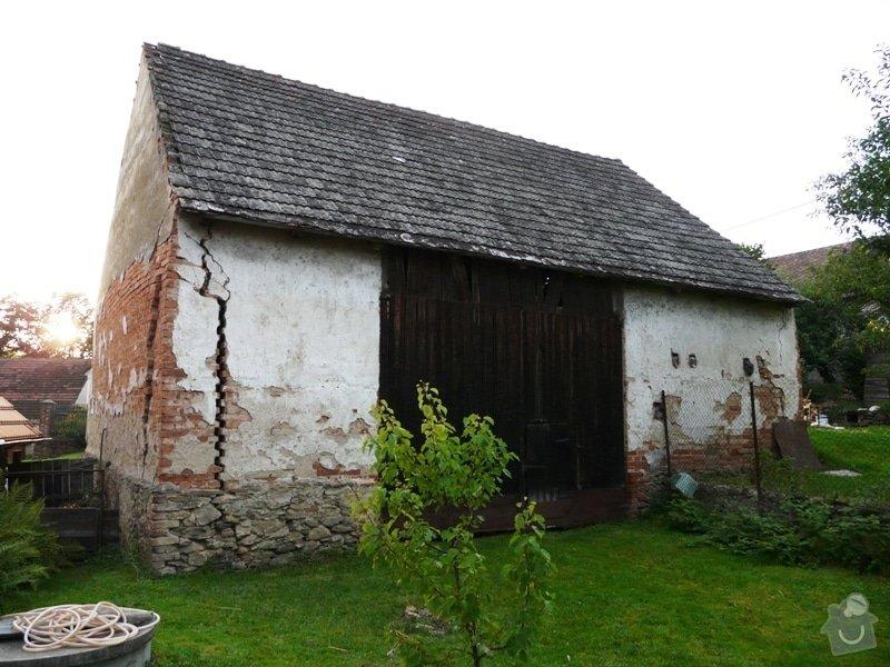Demolice stodoly: P1090046